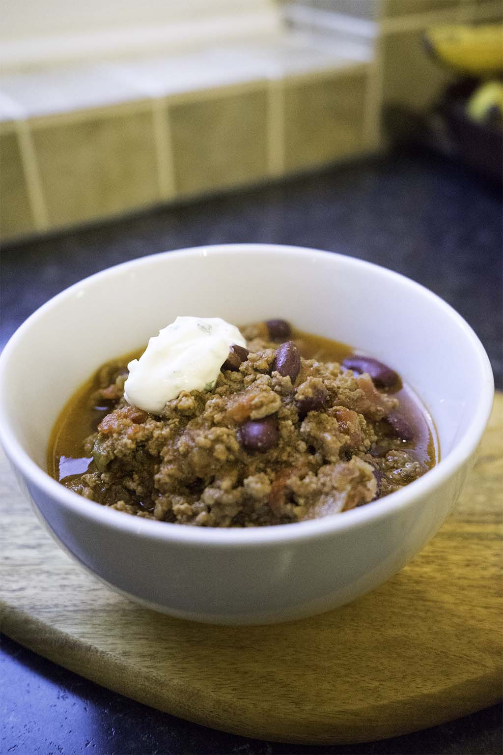 Warming Chilli con Carne