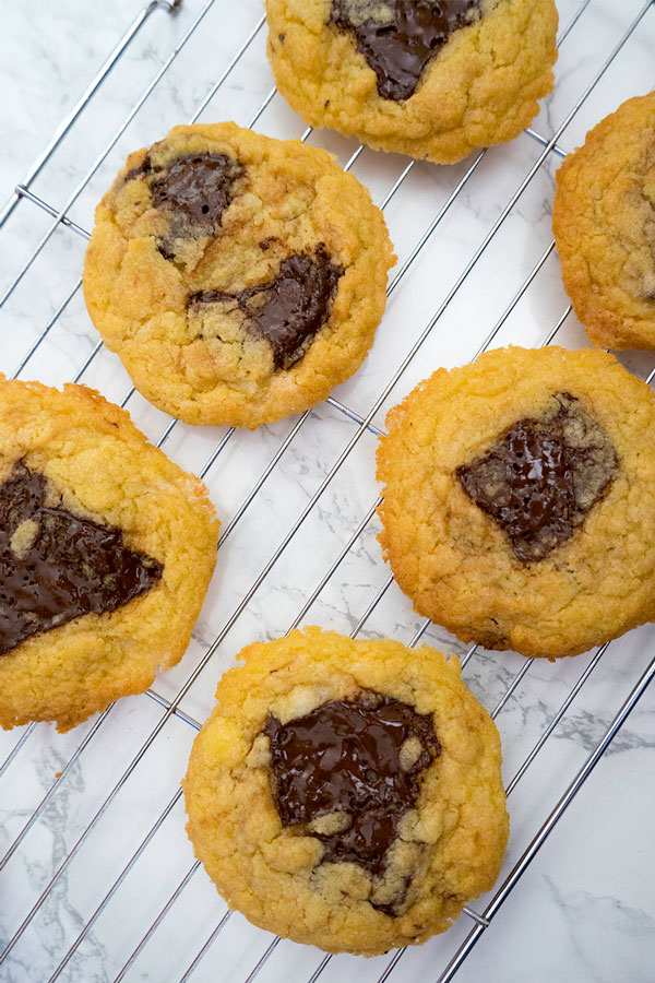 Vegan Condensed Milk Cookies